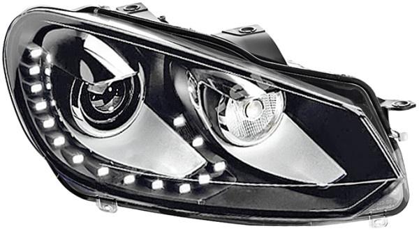 Strålkastare Bi-Xenon till Volkswagen Golf