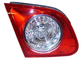 Baklykta Inre till Volkswagen Passat