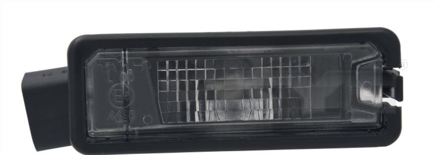 Nummerskyltsbelysning till Volkswagen Amarok