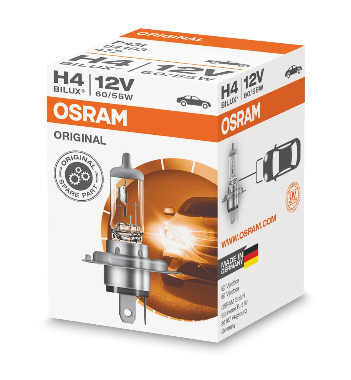 Halogenlampa H4 60/55W