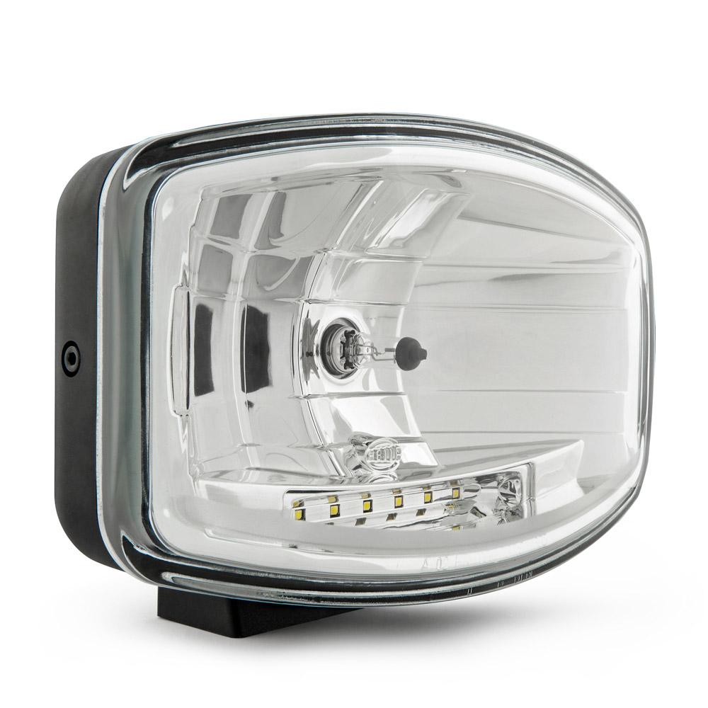 Hella Jumbo 320 FF med LED pos.ljus
