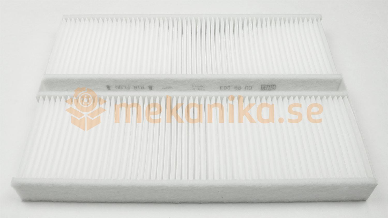 Kupéfilter till Toyota Proace mfl