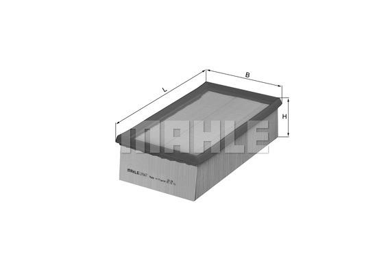 luftfilter renault espace laguna lf 420161 mekanika. Black Bedroom Furniture Sets. Home Design Ideas