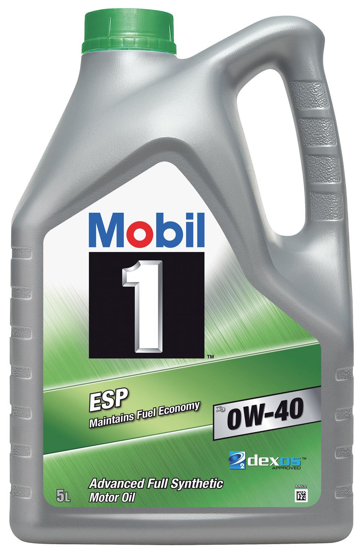 Mobil ESP X3 0W-40 5L