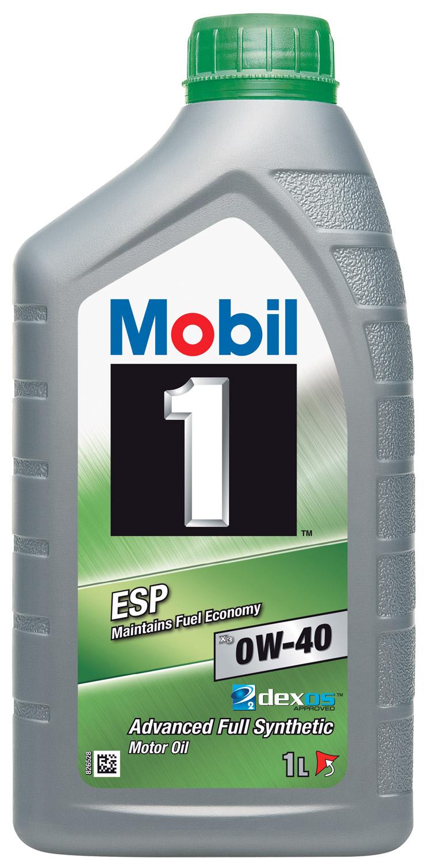 Mobil ESP X3 0W-40 1L
