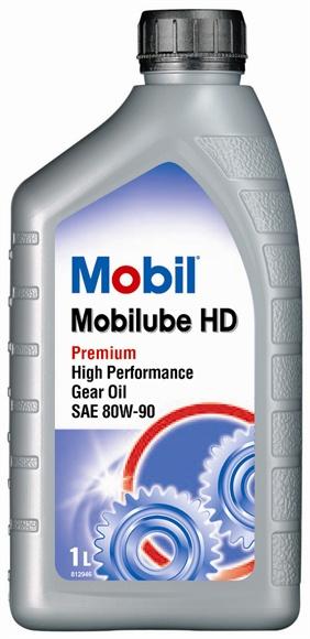 Mobil Mobilube HD 80W-90 1L