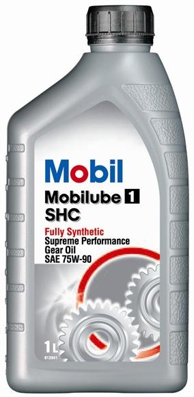 Mobil Mobilube 1 SHC 75W-90 1L