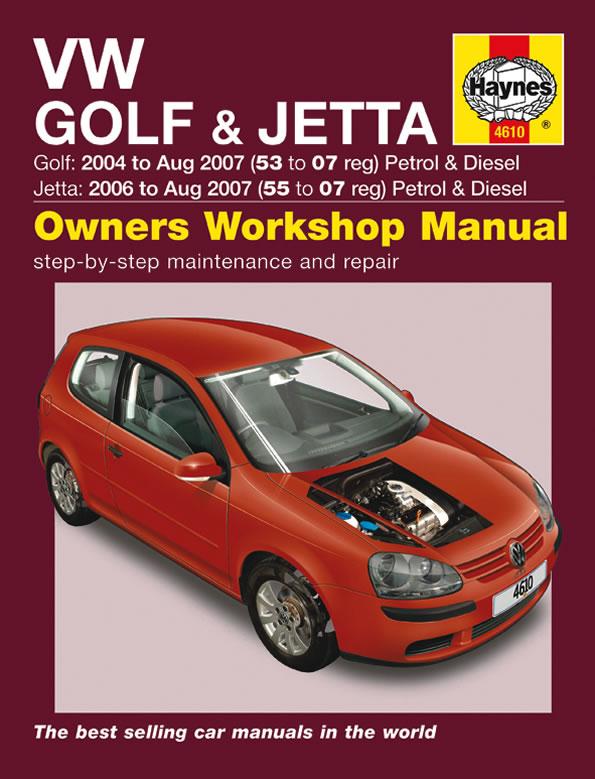 vw golf mk5 haynes manual pdf