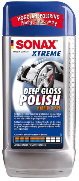 Sonax Xtreme Deep Gloss Polish