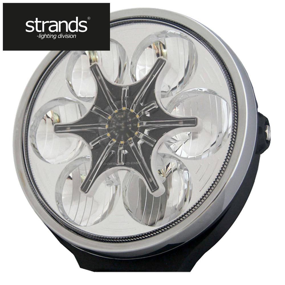 Strands Sveg Extraljus 9 tum LED