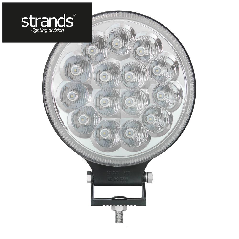 Strands Hestra Extraljus 7 tum LED