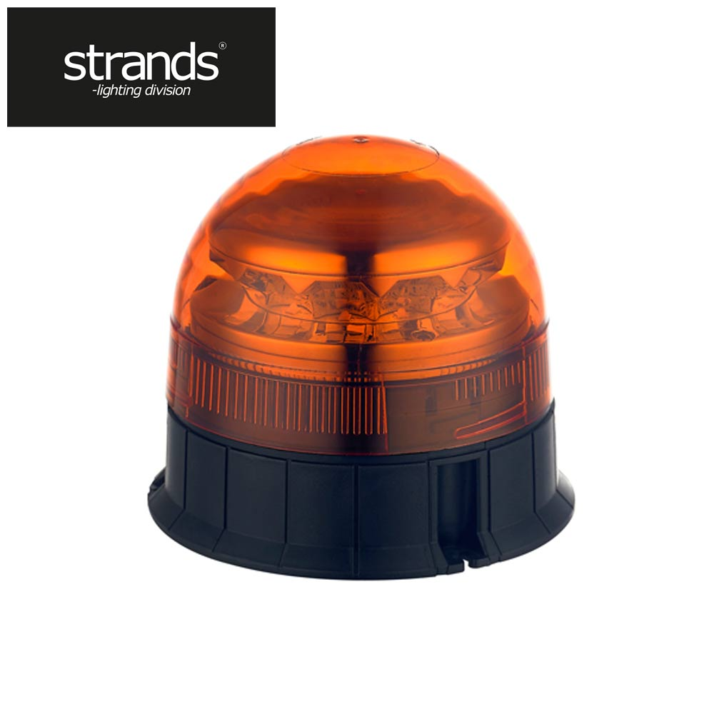 Strands Roterande LED-ljus Takmontage Låg