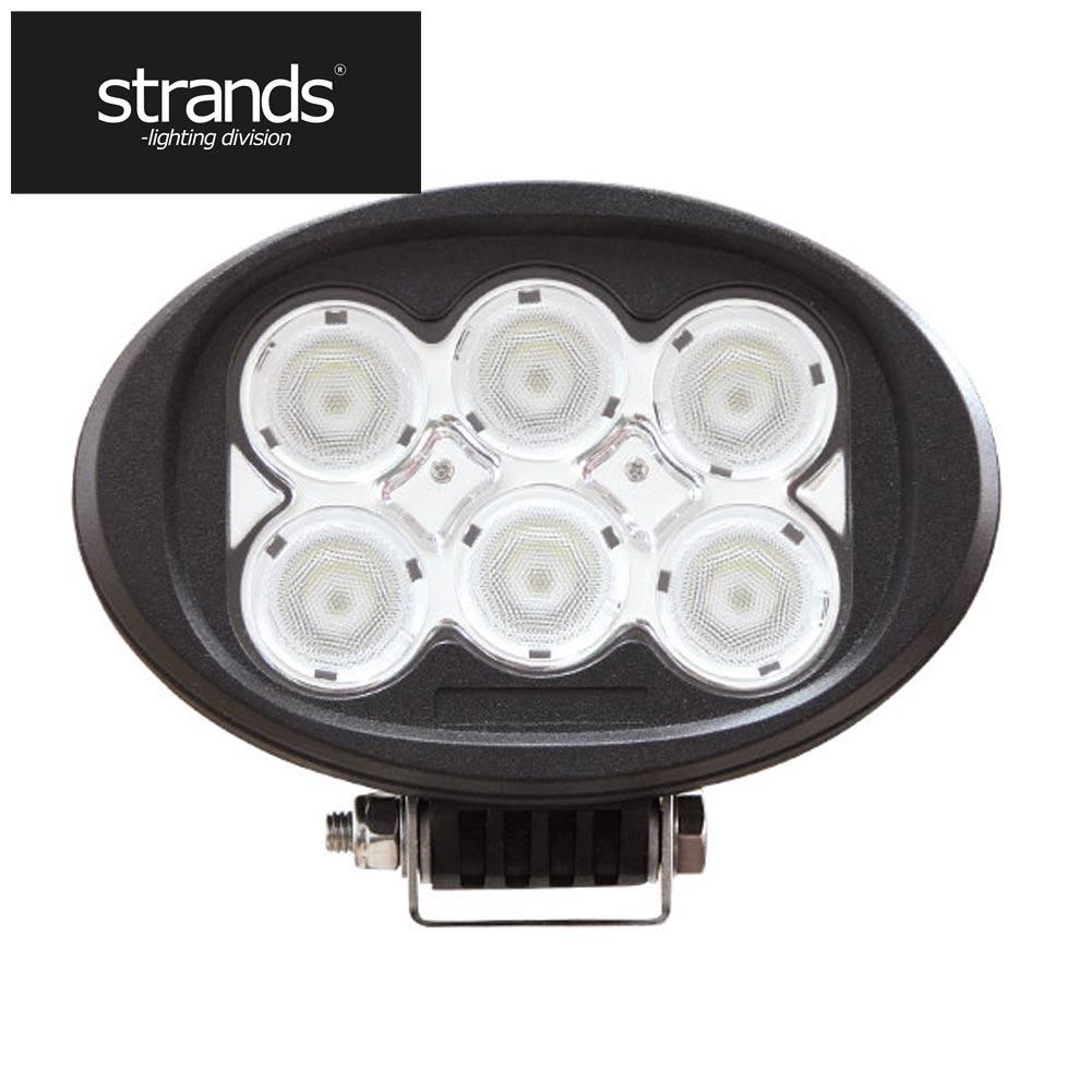 Strands Arbetslampa LED 60W