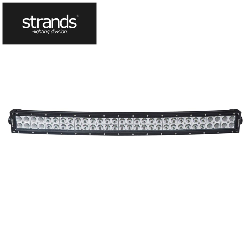 Strands LED-ramp 180W Curved