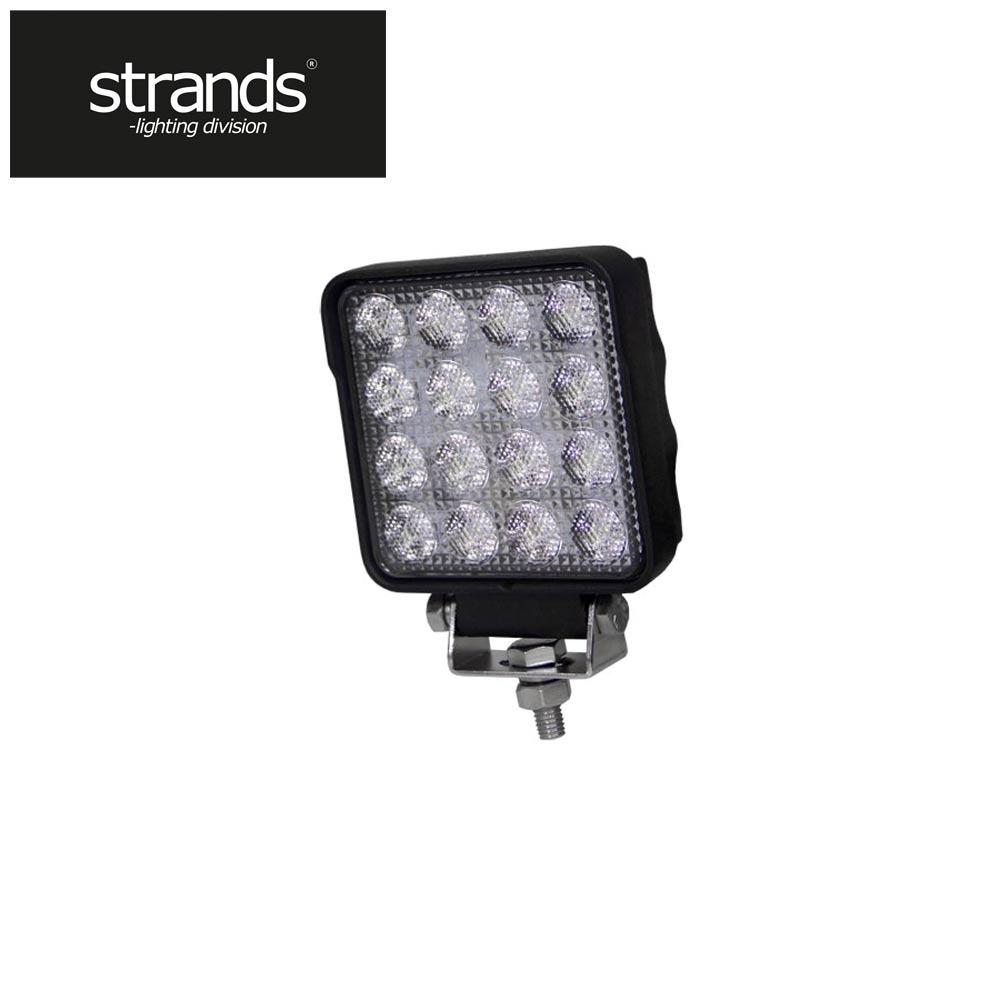 Strands Arbetslampa LED 25W