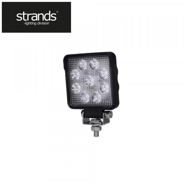 Strands Arbetslampa LED 15W