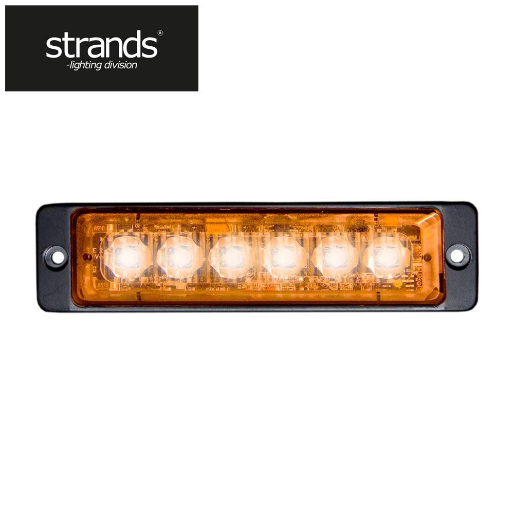 Strands Blixtljus Slim 6 st LED
