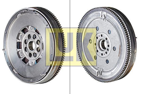Svänghjul till Volvo C30