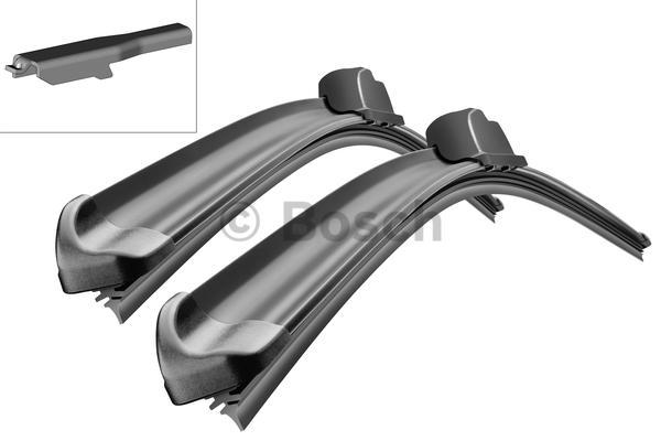 Torkarbladsats till Mercedes-Benz A-Class mfl