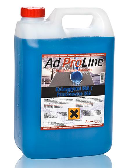 Glykol Blå 4 liter