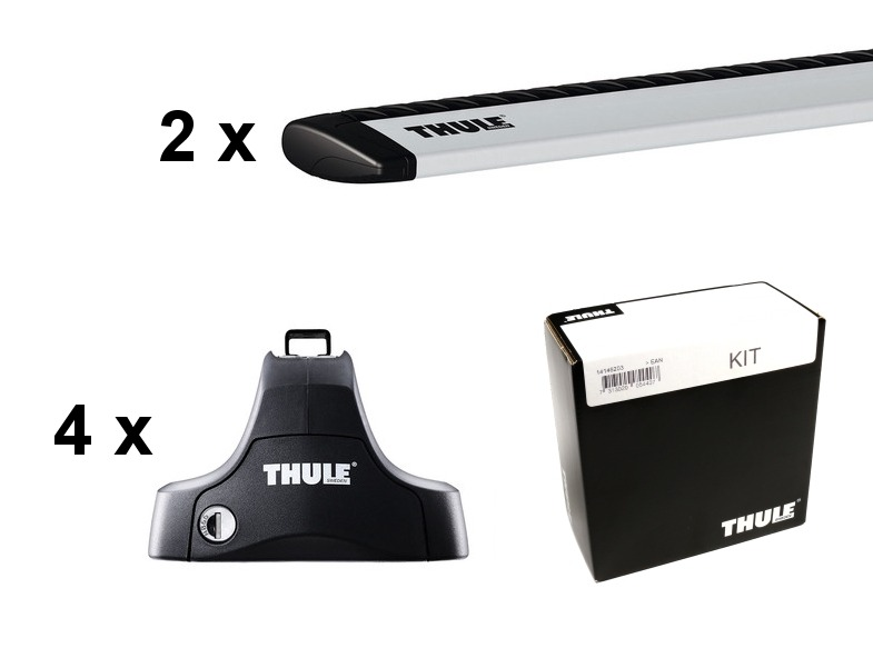 Thule Takräcke Kit till Volvo V70