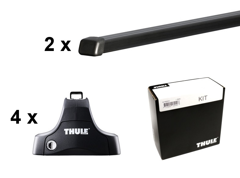 Thule Takräcke Kit till Skoda Superb